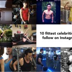 10 fittest celebrities to follow on Instagram