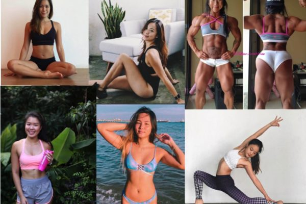 Singapores Popular Fitness Influencers Female On -7848