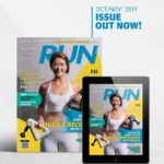 RUN magazine cover (Oct/Nov 2019)