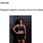 RUN Singapore Magazine announces Cheryl Tay as Editor